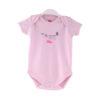 Baby boeket roze klein 3