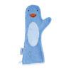 baby shower glove pinguin
