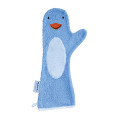 baby shower glove pinguin