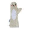 baby shower glove zeehond
