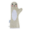 baby shower glove zeehond